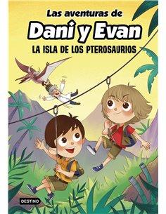 Las aventuras de Dani y Evan 2. La isla de los pterosaurios