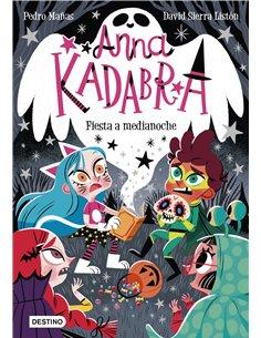 Anna Kadabra 4. Fiesta a medianoche